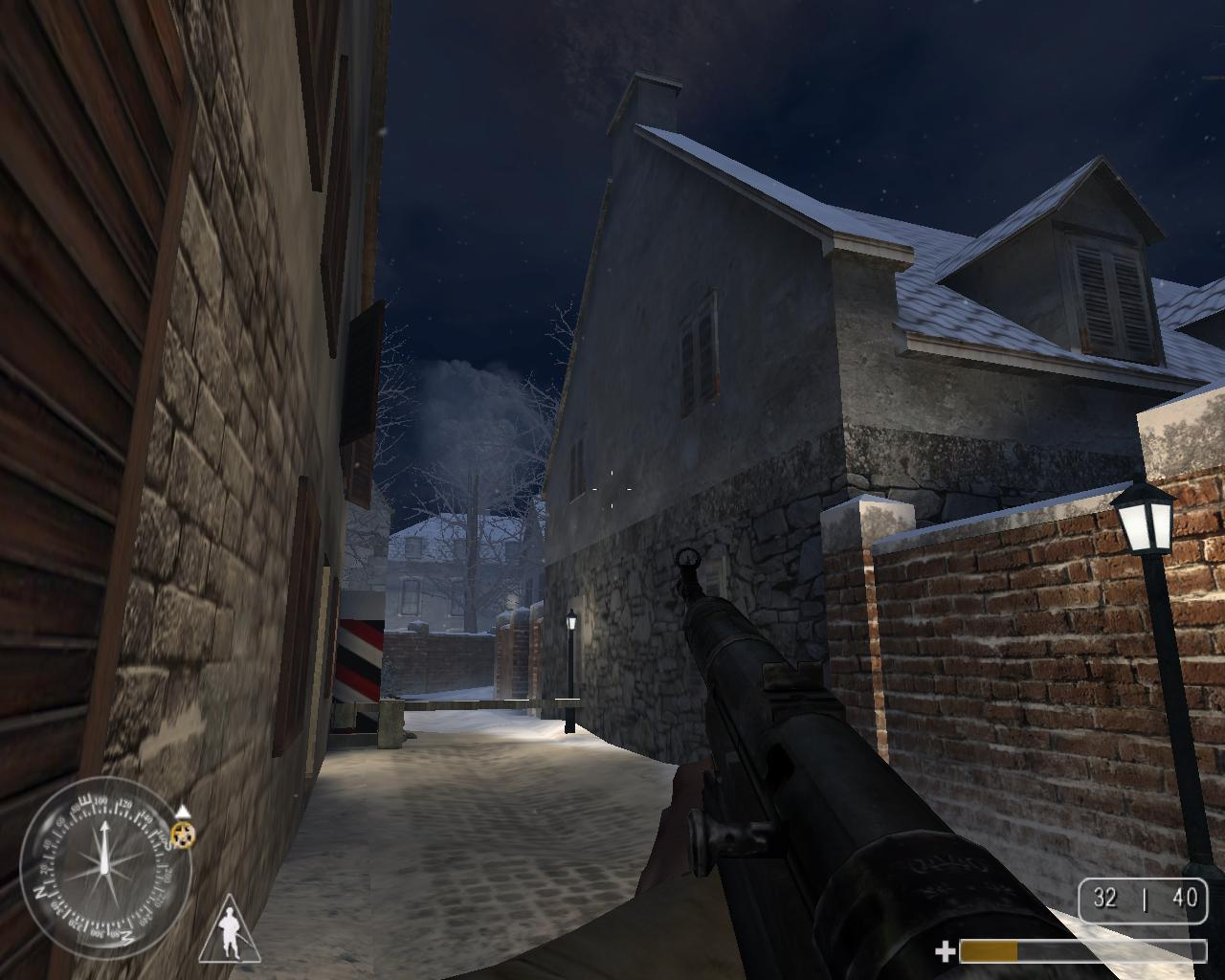 "Call of Duty: Операция ""Абвер"" (2005) PC"